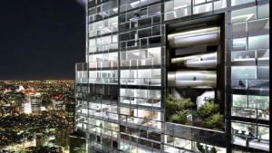 Vertikale Wohnwelten