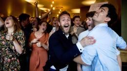 Sozialdemokraten liegen in Niederlanden vorne