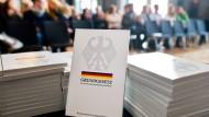 Ist Bestandteil jeder Einbürgerung: das deutsche Grundgesetz