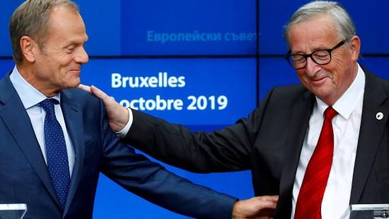 Junckers wohl letzter EU-Gipfel