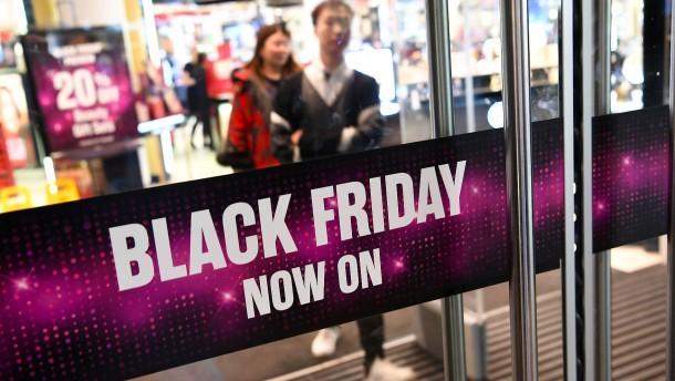 Abmahngefahr zum Black Friday