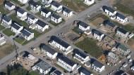 Ziel vieler Träume: Neubausiedlung in Gelsenkirchen