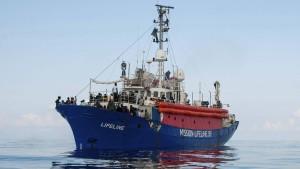 """Rettungsschiff """"Lifeline"""" darf wohl in Malta anlegen"""
