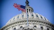 Der amerikanische Kongress in Washington