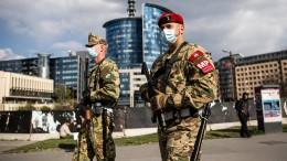 Ungarn schickt Soldaten zu Bosch