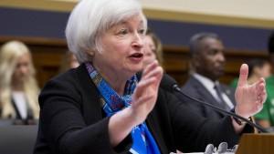 Noch keine Leitzinserhöhung der Fed