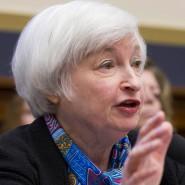 So lange wie möglich warten: Janet Yellen, Chefin der amerikanischen Notenbank Federal Reserve
