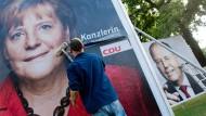 Merkel strebt angeblich vierte Amtszeit an
