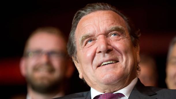 """""""Altkanzler Schröder macht sich zum russischen Söldner"""""""