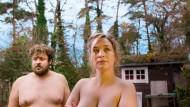 """Till Butterbach (Hans) und Anna König (Anna) sind so miteinander verschmolzen, dass ihre Freunde sie nur """"die Hannas"""" nennen."""