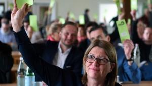 Schwarz-rot-grüne Koalition in Magdeburg steht