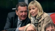 Schröders lassen sich scheiden