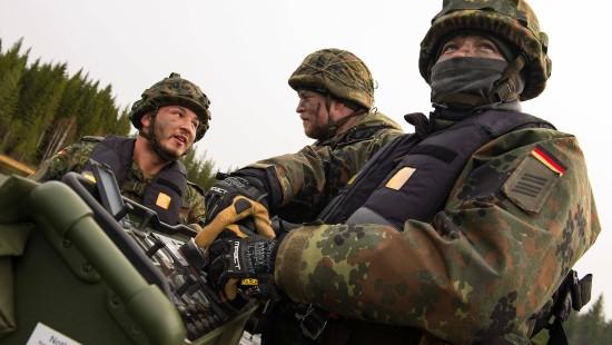 50.000 Soldaten bei Nato-Großmanöver