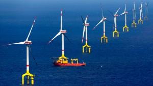 Energiepoker auf hoher See