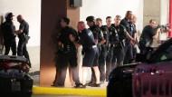 Polizisten bei Demo in Dallas erschossen