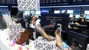 Bitte nur noch profitable Unternehmen an der Börse