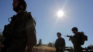Israelis und Palästinenser suchen nach Entführten