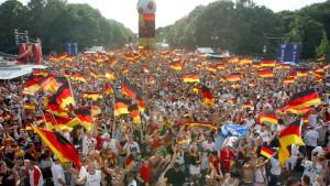 Weniger Deutsche sind ein Glück