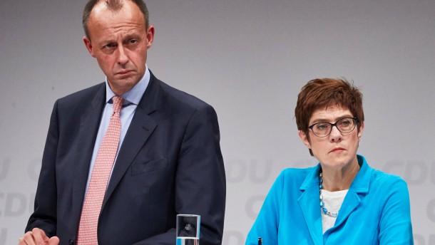 Zweite Chance für Friedrich Merz?
