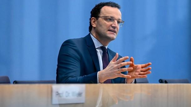 Koalition plant bis zu 25.000 Euro Strafe für Impfvordrängler