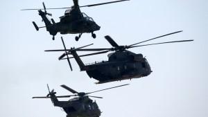 Bundeswehrverband fordert 15 Milliarden Euro mehr