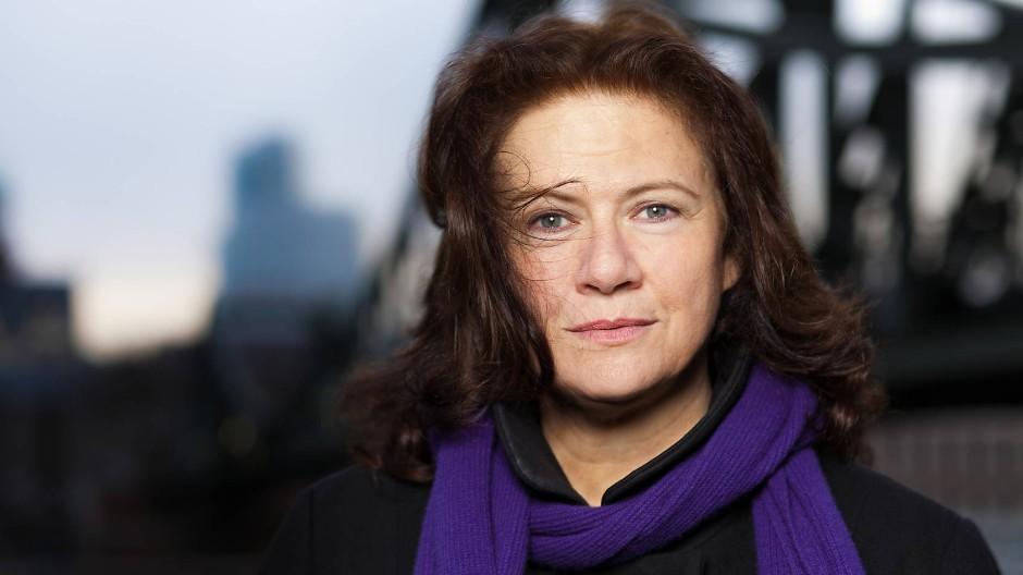 Gründungsmitglied der Grünen, heute Kommunalpolitikerin bei ÖkoLinx-ARL in Frankfurt am Main: Jutta Ditfurth