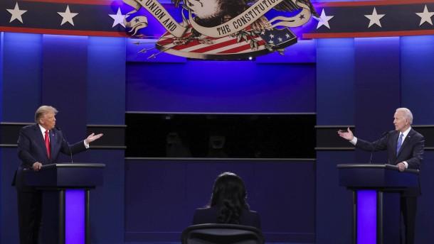 Die Höhepunkte der Debatte im Video