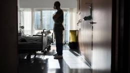 Kliniken stoßen – wieder – an ihre Grenzen