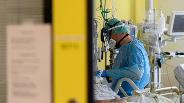 Ärztepräsident fordert Prognoseindex für Pandemie-Verlauf