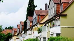 Eigenheime fast nur für Millionäre