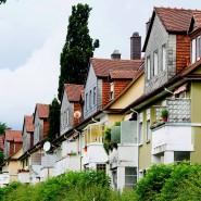 Wohnsiedlung der 1920er-Jahre: Neben Neubauten gibt es in Oberursel auch alten Wohnbestand.