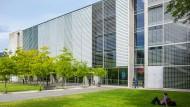 Erste ostdeutsche Elite-Universität: Die TU Dresden (hier das Hörsaalzentrum)