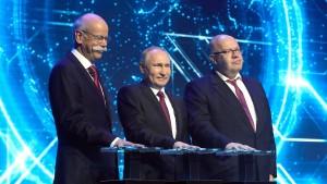 Handelskammer fordert baldiges Ende der Russland-Sanktionen