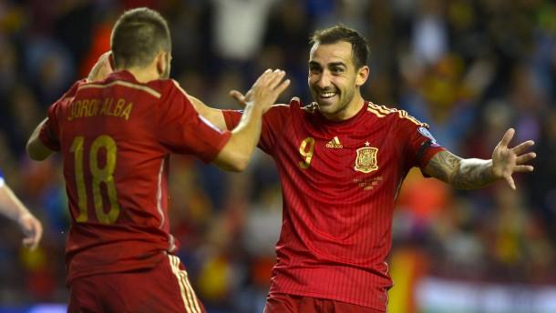 Auch Spanien und Schweiz qualifiziert