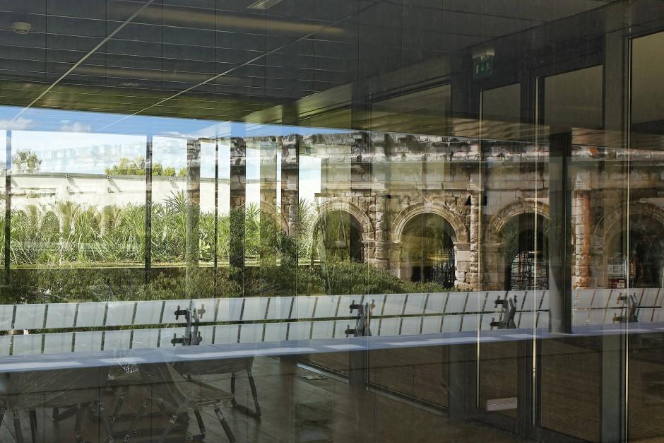 Blick in die am 2. Juni eröffneten Museumsräume in Nîmes.