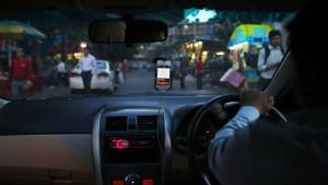 Uber verkauft sein Südostasien-Geschäft