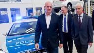 Klagt an: Osterloh (links) mit Niedersachsens Ministerpräsident Weil