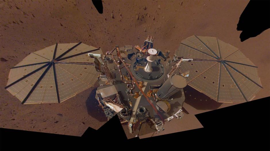 """""""InSight""""-Lander der NASA"""