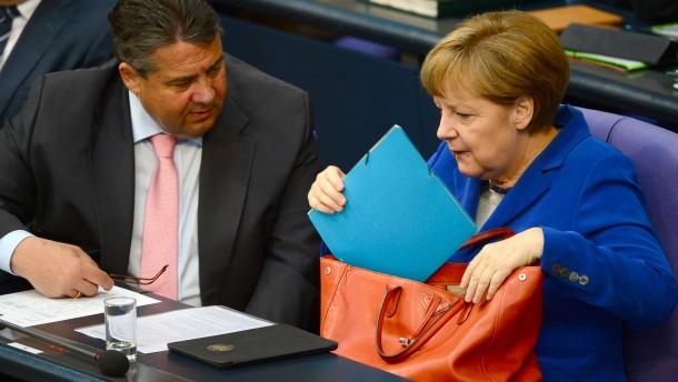 Nervöse SPD