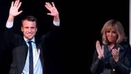 Macron kommt am Montag nach Berlin