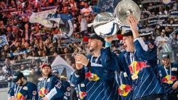 München auch auf dem Eis nicht zu entthronen