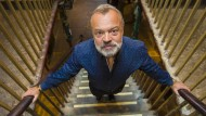 Der irische Talkshow-Moderator Graham Norton