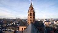 Alle Augen auf Mainz: Im Oktober will sich die Stadt beim Tag der Deutschen Einheit von ihrer besten Seite zeigen.