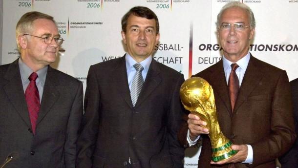 Die Fifa ermittelt wieder