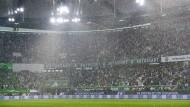 Unwetter ziehen über Deutschland