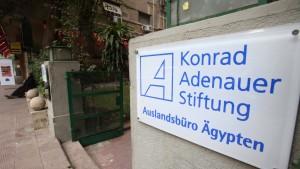 Haftstrafen für Mitarbeiter ausländischer Stiftungen