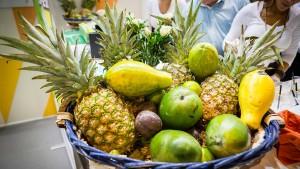 Am Anfang war die Ananas