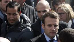 Druck auf Macron nimmt zu