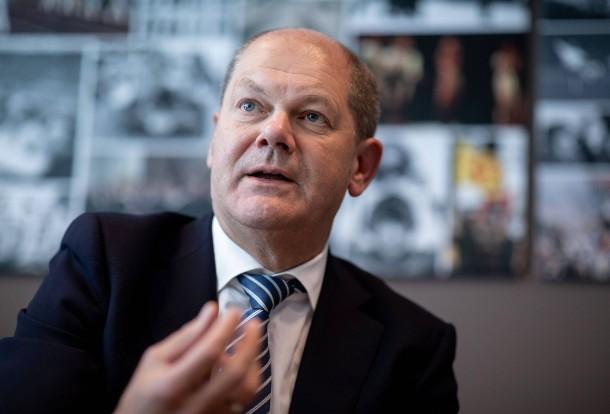 Bild Zu Dieseldebatte Scholz Will Konzerne Nicht Vom Haken Lassen
