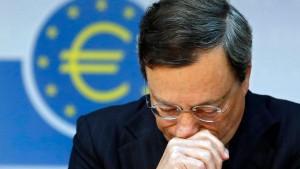 CSU fordert von Draghi Transparenz